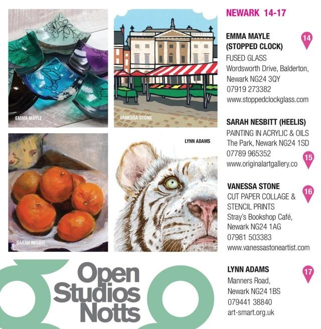 14-17 Newark Studios