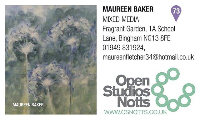73 Maureen Baker