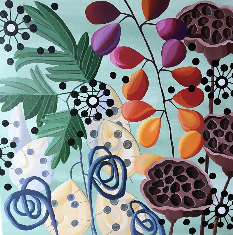 Faye Baines - Seeds of Life and Beauty