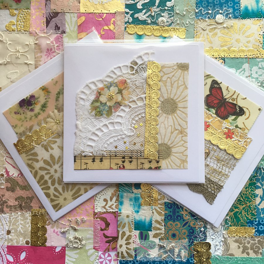 Jane Marrows - Vintage Chic Cards