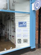 Retford Hub Window Display 1