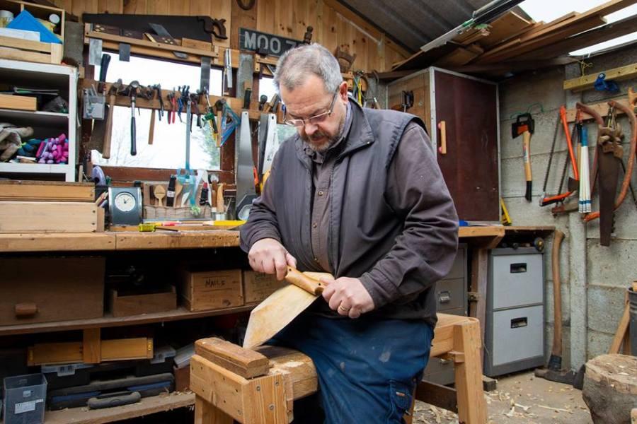 Steve Hunt - Workshop
