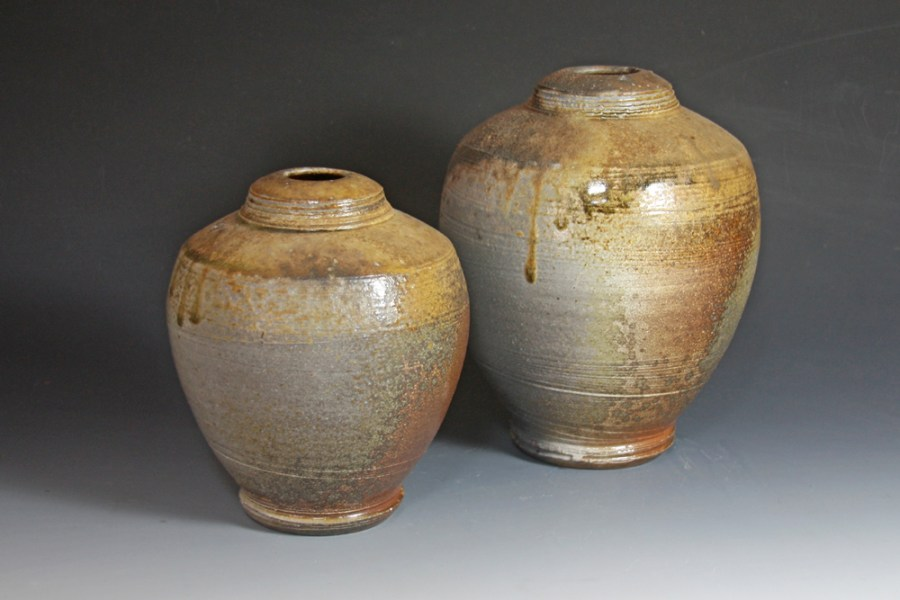 Carl Gray Flat shoulder vessels