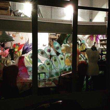 Jess Kemp - Lantern studio