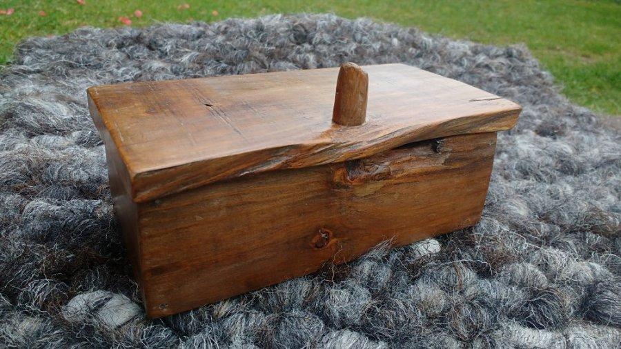 Mark Greene - Small Pine Box