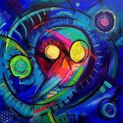 Amarajyoti - The eye of Garuda