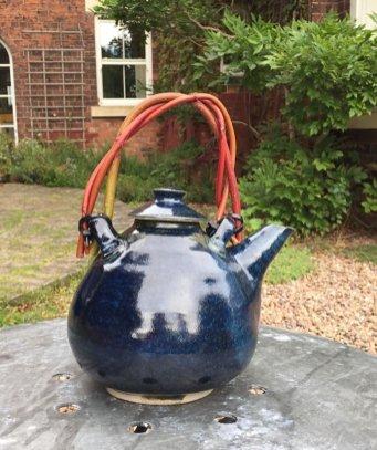 Ann Robbins - Teapot