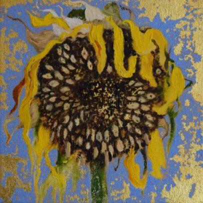Christine Howard - Sunflower no 3