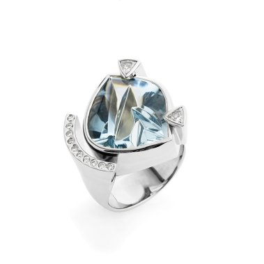 David Fowkes Jewellery - aquamarine