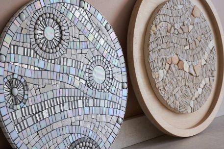 Julie Vernon Mosaics - Interior wall art