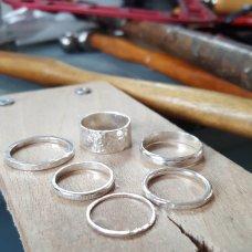 Nottingham Jewellery School - njs three rings