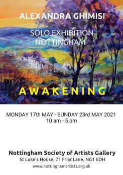 Alexandra Ghimisi Solo Exhibition 2021