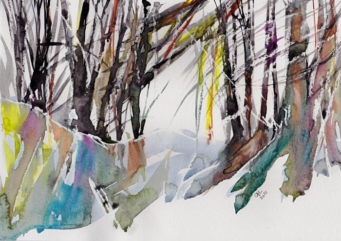 Ann Leech - Landscape