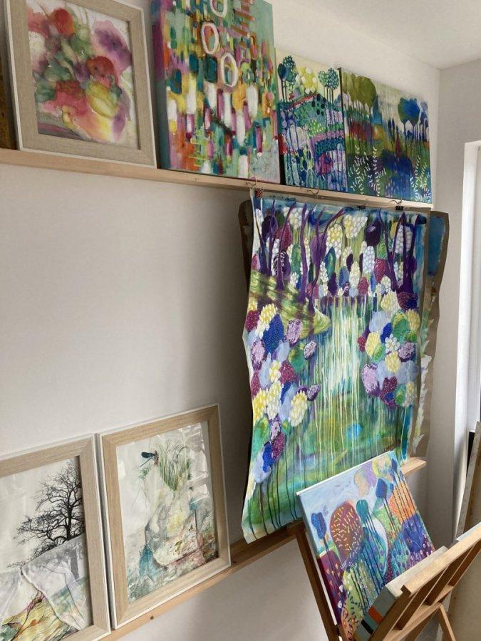 Ann Leech - Studio