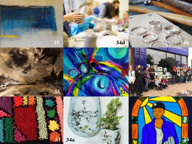 Artists - Nottingham North