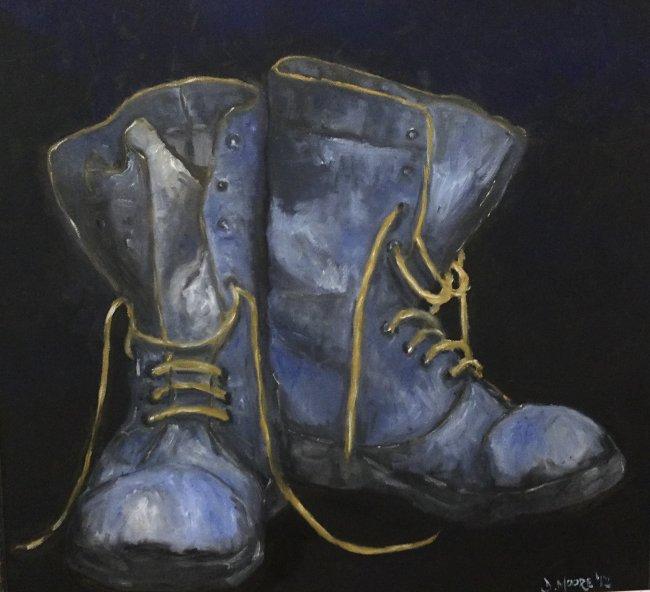 David Moore - Boots