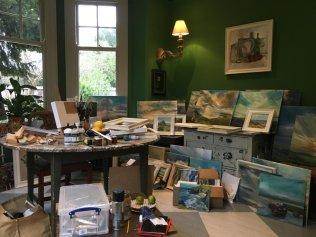 Sarah Heelis - Green Room