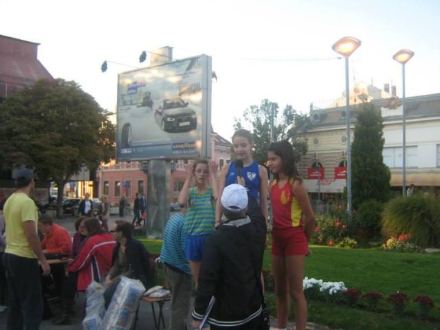Ulicna trka Pozarevac 12.10.2013