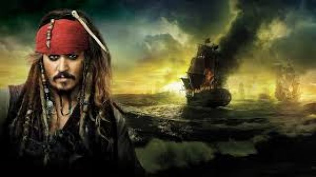 Pirates of Caribbean was shot at Niagara Falls