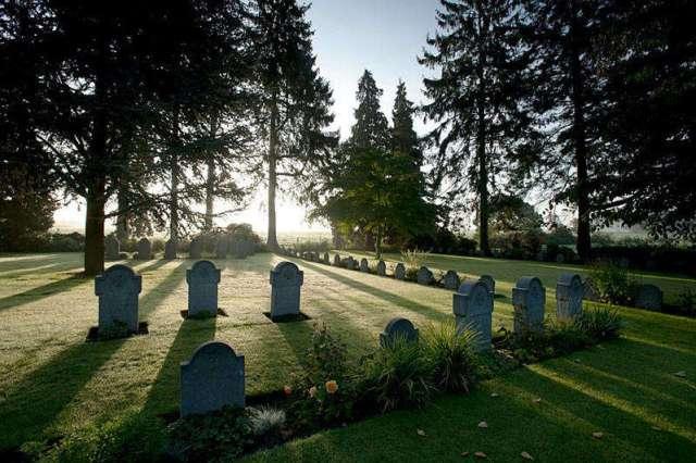St. Symphorien Cemetery