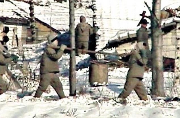 Camp 22 North Korea