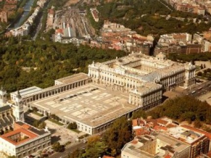 Royal-Palace-of-Madrid-Spain-Aerial-View