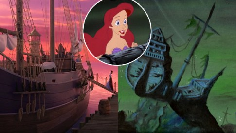 set_frozen_little_mermaid_ship_theory