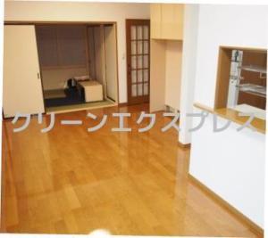 神奈川にて新築(一条工務店)物件へUVフロアコートEcoを施工