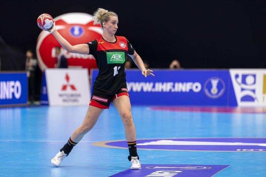 handball wm die deutschen damen starten mit zwei siegen in die wm in japan olympiastutzpunkt nrw rheinland