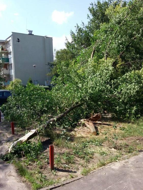 Piastów, ul. Łukasińskiego