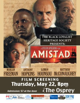 Amistad Screening