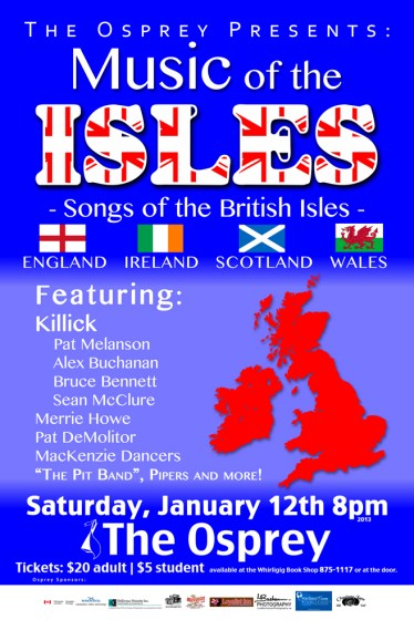 Music of the Isles