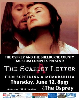 Scarlett Letter Screening