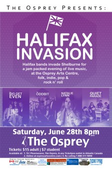 Halifax Invasion