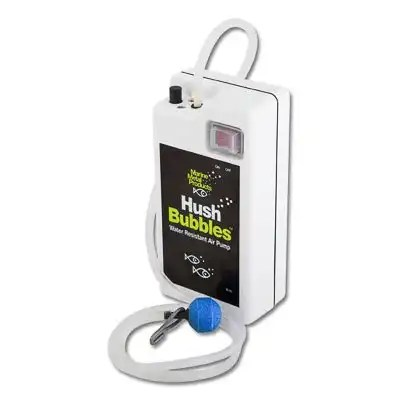 Hush Bubbles Air pump 2