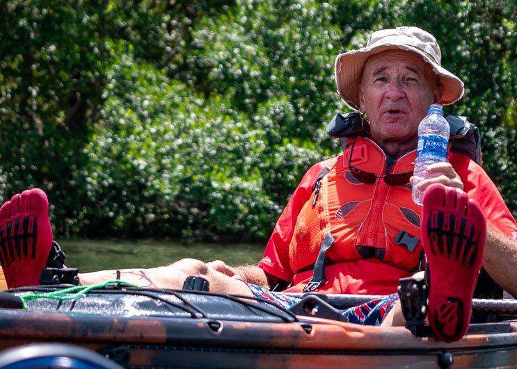 Kayaking Crew 32