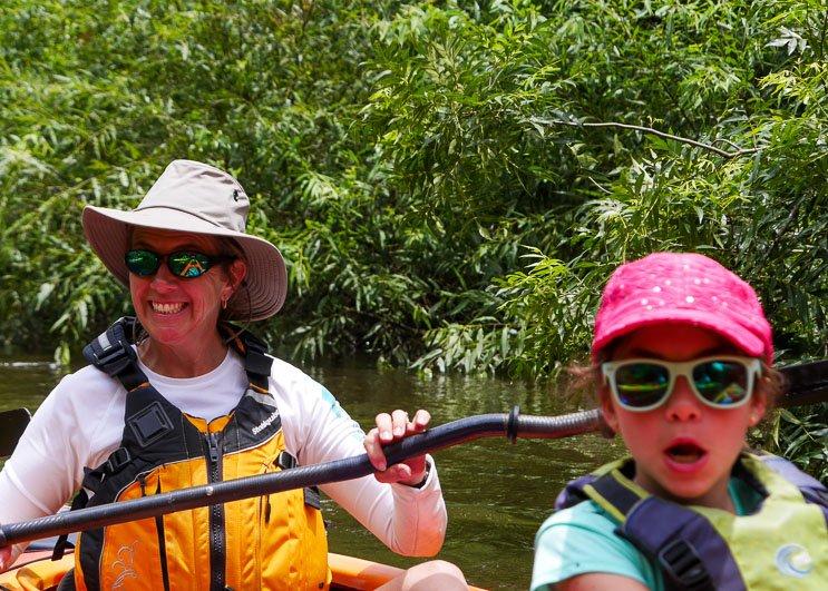 Kayaking Crew 62