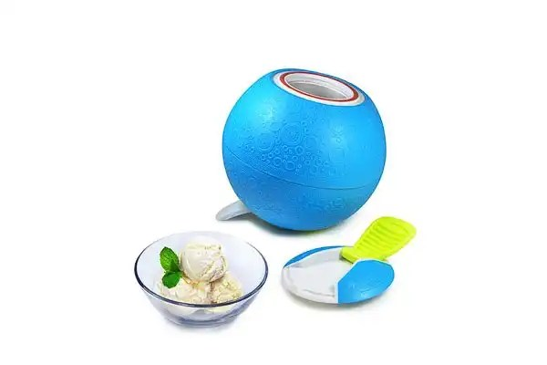 Soft Shell Ice Cream Ball 4