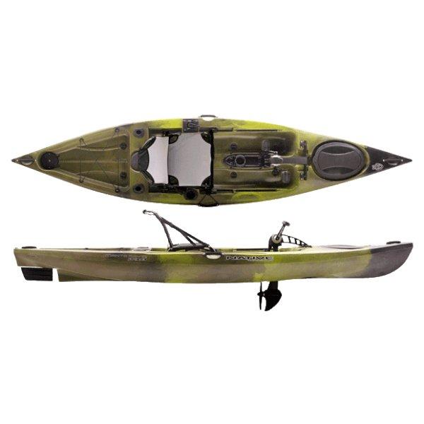 Manta Ray Propel Angler 12 - Native 4