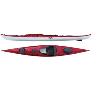 Eddyline Sitka LT Red Sea Kayak