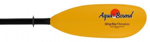 aqua bound sting ray fiberglass paddle