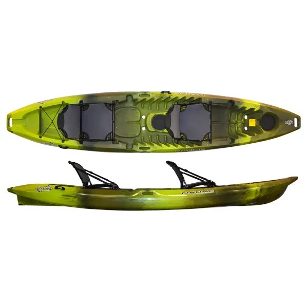 Stingray Angler Tandem Kayak 4