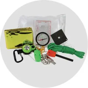 Outdoor Essentials Survival Kit