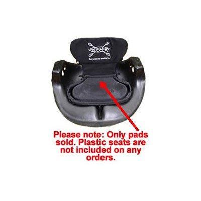 Paddle Saddle with Backrest 2