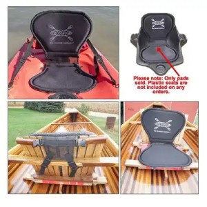 Paddle Saddle High Back