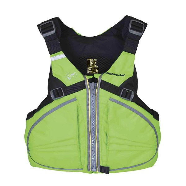 Trekker Pfd bright green
