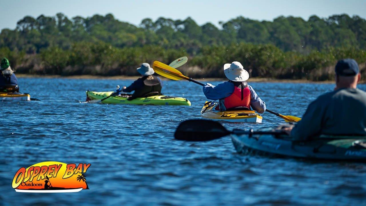 Weeki Wachee Paddle Trip Jan 2020 Pictures