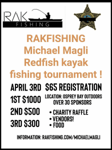 RAK Fishing Tournament Michael Magli