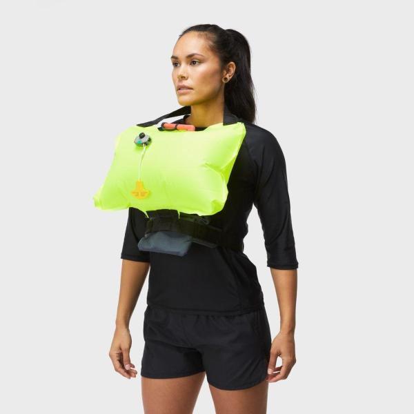 Minimalist Manual Inflatable Belt Pack 1
