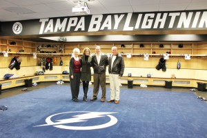 LightningLaura & Vin Marchetti with parents Dianne and John Sipe